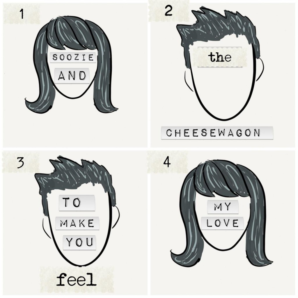 Soozie and the Cheesewagon - To Make You Feel My Love