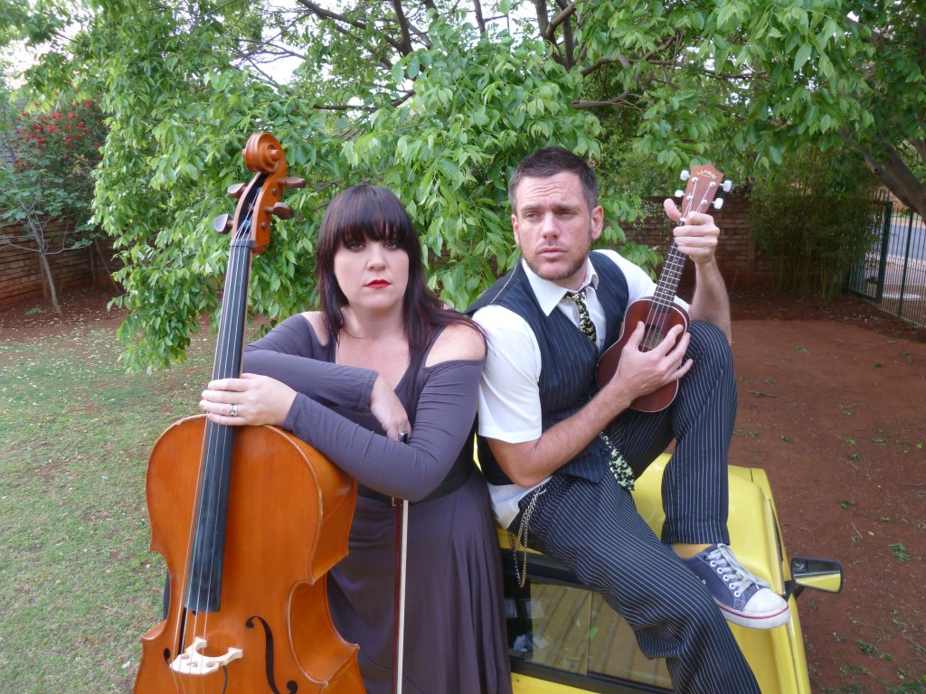 Soozie and the Cheesewagon First Photo Shoot